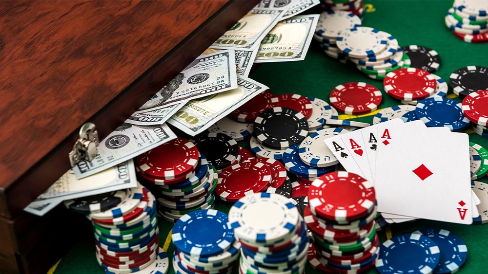 Бонус за реєстрацію в казино України